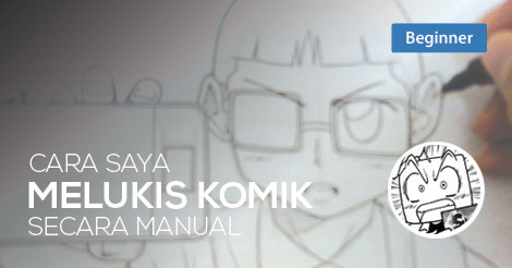 Lukis Komik Manual