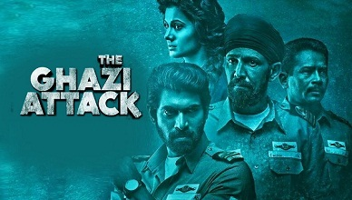 The Ghazi Attack Full Movie
