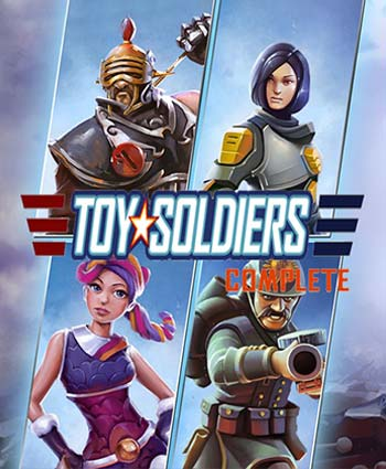 Descargar Toy Soldiers: Complete [PC] [Full] [2-Links] [ISO] Gratis [MEGA]