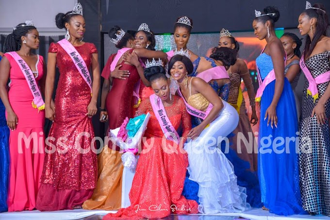 Miss Comely Queen Nigeria 2017 Grand-finale (Exclusive Breaking News)