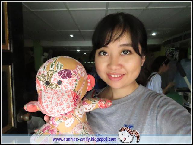 Barakaff Batik Shop Visit