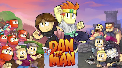 Dan the Man: Action Platformer Mod (Unlimited Money) Apk Download