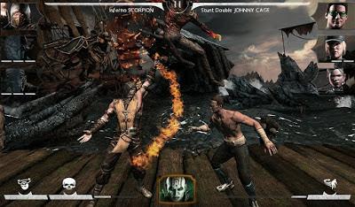 Mortal Kombat X Apk Mod + Data OBB