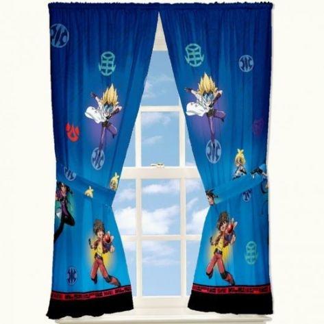 Cortinas para dormitorios de ni as y ni os decorar tu - Hacer cortinas infantiles ...