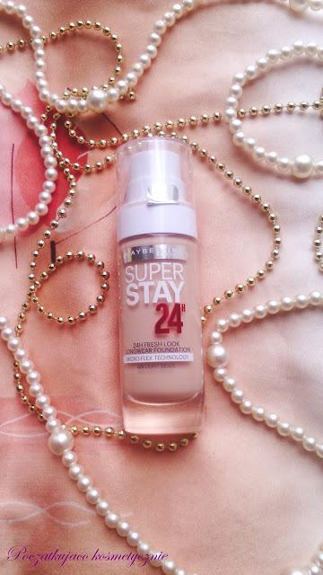 Maybelline Super Stay 24H- podkład