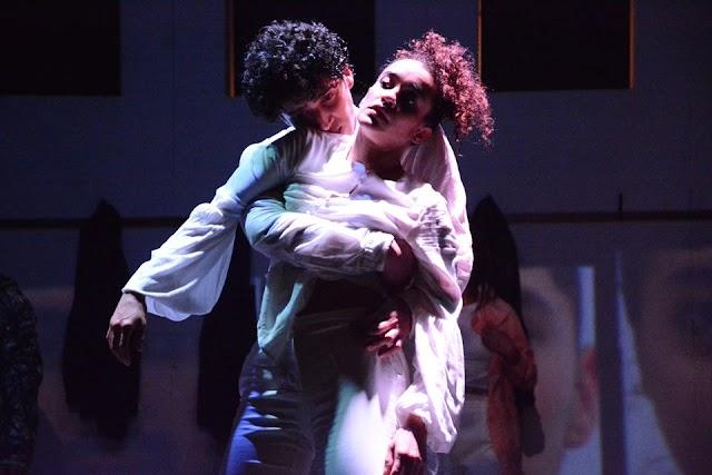Créssida Danza Contemporánea presente en el IX Encuentro de las Artes Escénicas