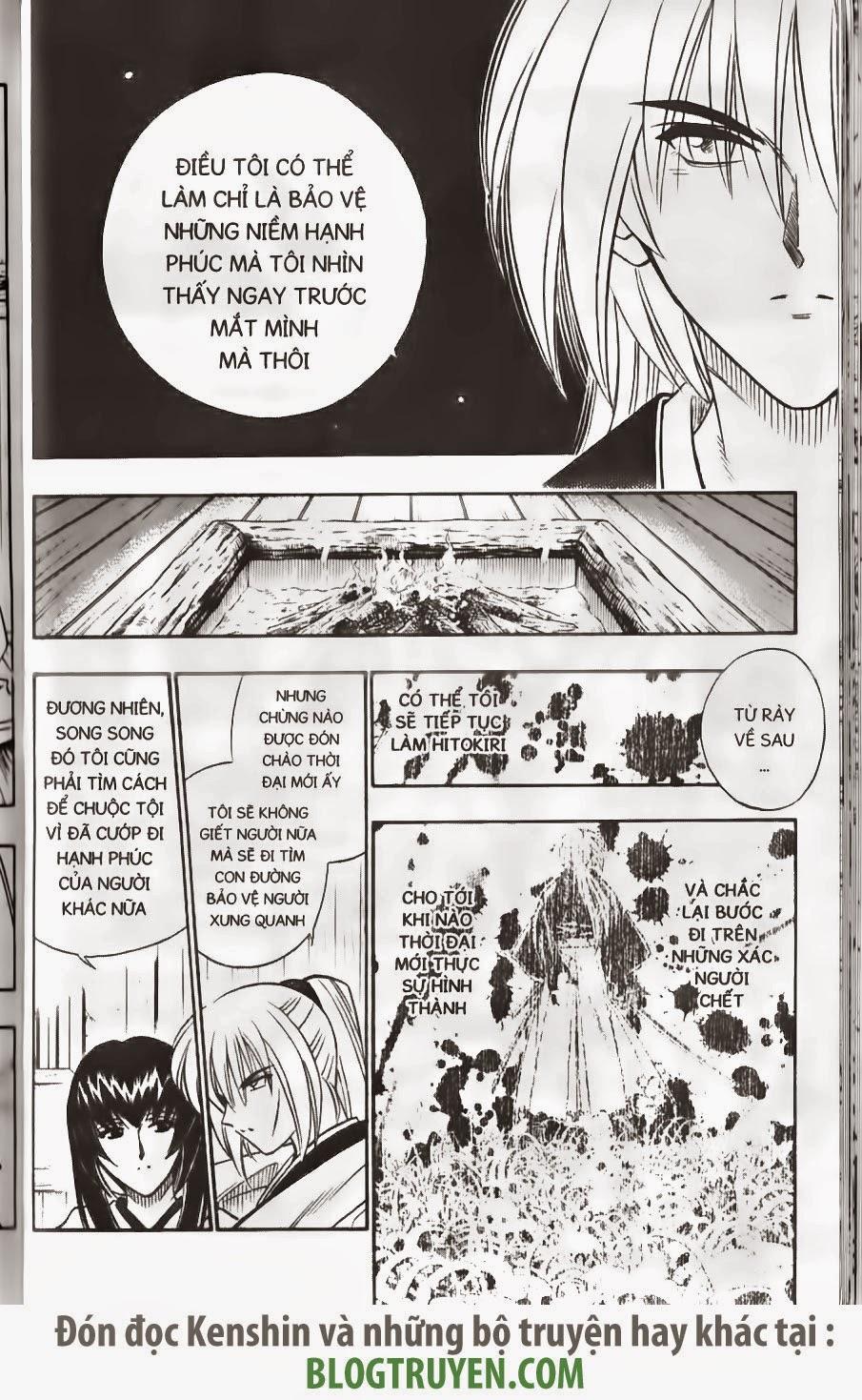 Rurouni Kenshin chap 174 trang 15