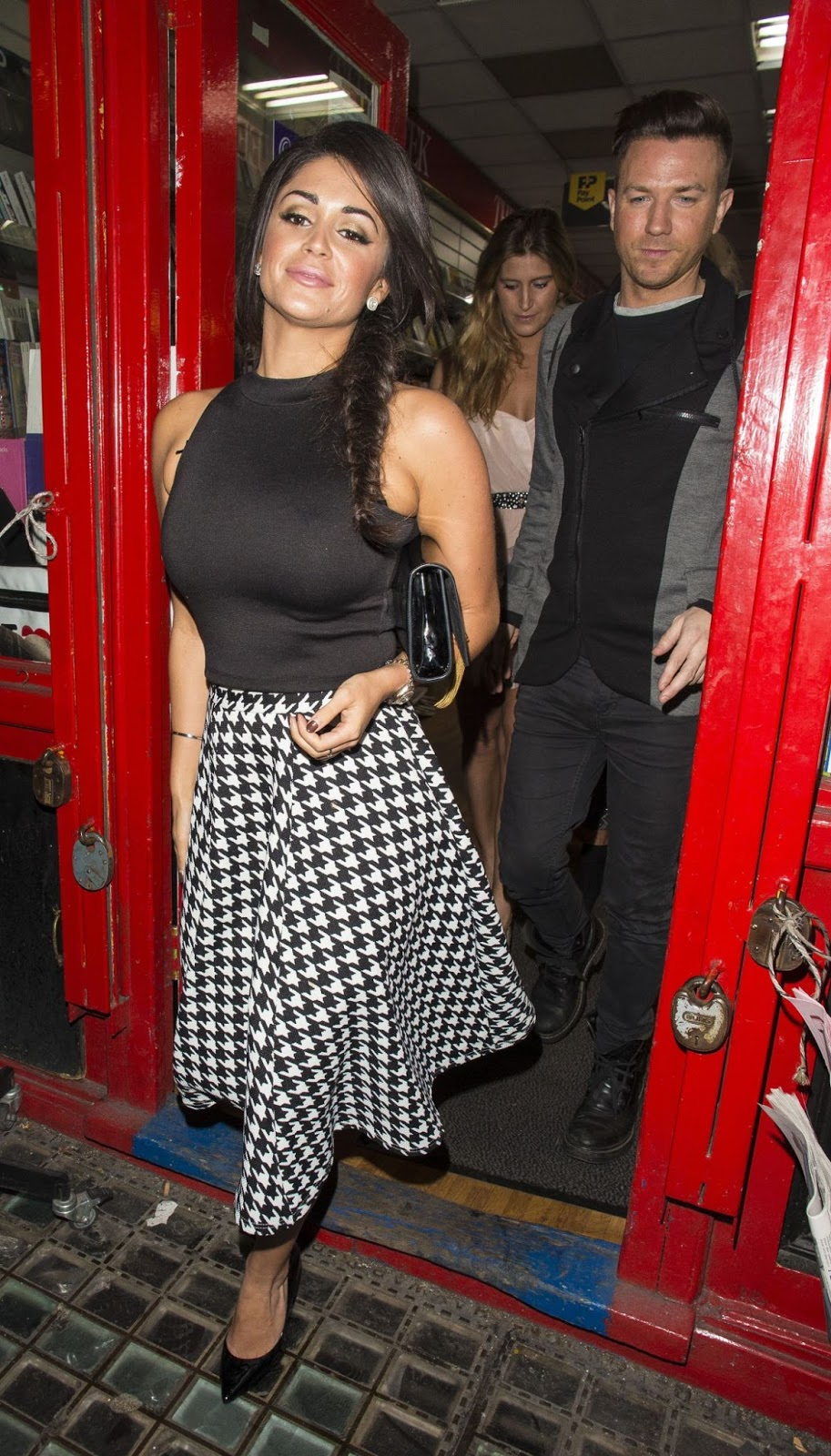 Full HD Photos of Casey Batchelor At Now Christmas Party In London