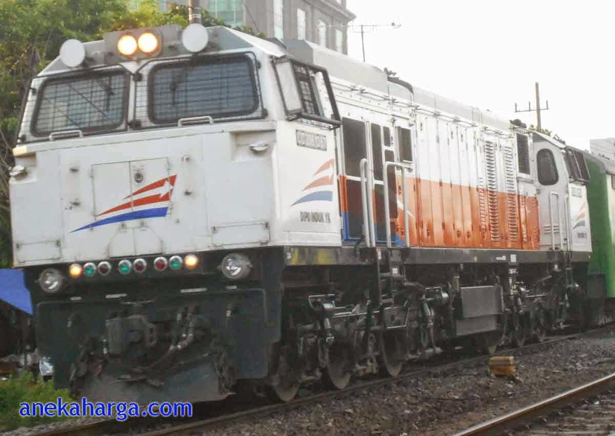 kereta api argo lawu