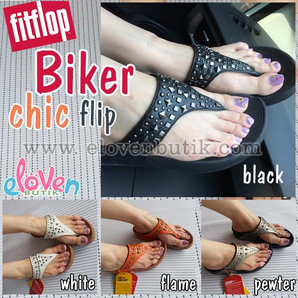 Fitflop Biker Chic Flip