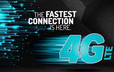 Kelebihan Dari Jaringan 4G LTE