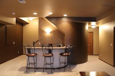 fabulous basement makeover