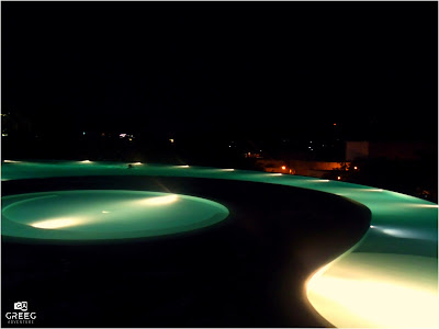 Pool - Night