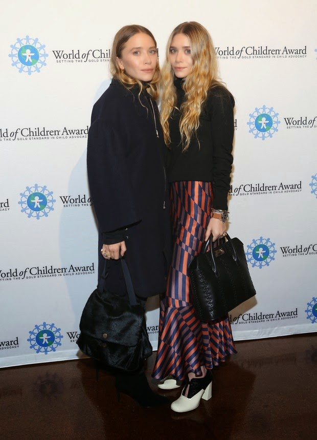 Mary Kate Olsen appears to have done something in the face