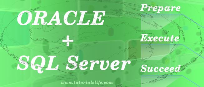 Oracle, RDBMS, SQL Server
