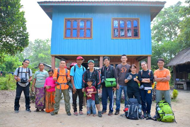 Aural 3779 Có một Campuchia rất khác, hành trình trekking leo đỉnh núi cao nhất Campuchia