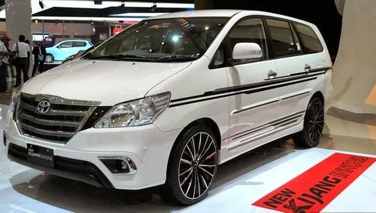 Harga Mobil Toyota Kijang Innova Cirebon Kuningan Indramayu