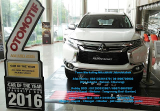 promo all new pajero sport 2019
