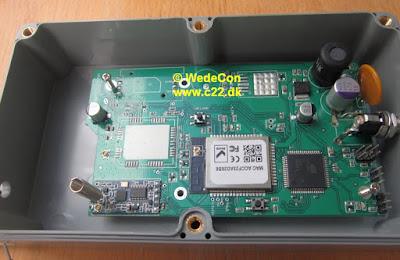 LoRaWAN Gateway GSM _ Wi-Fi_ElektronikUdvikling Udvikling