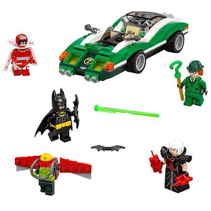 LEGO 70903 - Wyścigówka Riddlera™