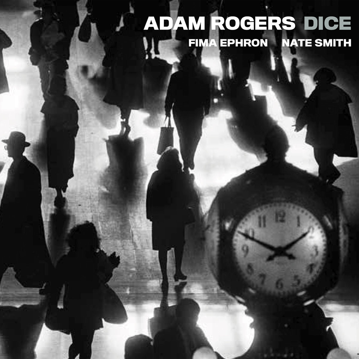 Republic of Jazz  Adam Rogers - Dice (2017) 52bc3d4da49