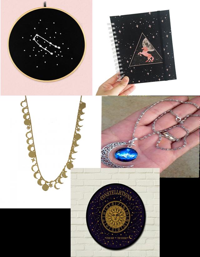 5 ideias pra presentear aquela pessoa apaixonada por astrologia