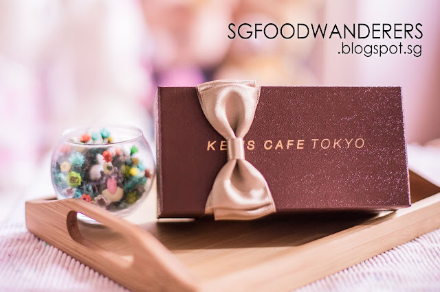 The Trending and Famous Ken's Cafe Tokyo Chocolate Cake - Coming to Singapore in Dec 2018!