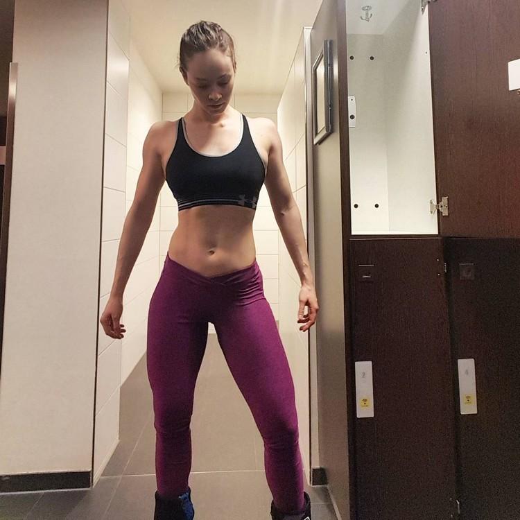 German Fitness Models Sophie S 0002
