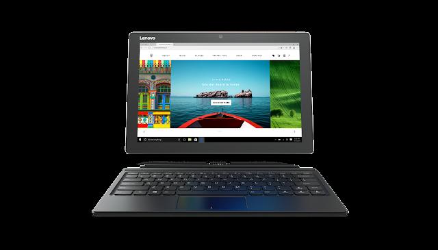 Lenovo lanza lanza su primera computadora desmontable