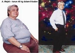 Sukses Diet Sehat, Berat Badan Turun 15 Kg dalam 2 Bulan