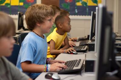 Niños hackers