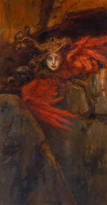 Medusa, di V. Kotarbinsky (1903)