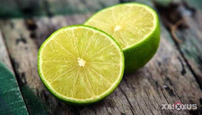 Makanan penambah darah - Jeruk nipis, buah penambah darah