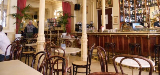 10 cafeterias para una primera cita tercera parte don - Decoracion clasica moderna ...