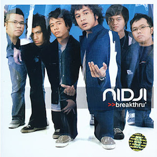 Chord Nidji - Breakthrough