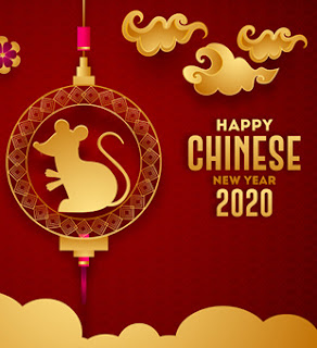 Edible Image Chinese New Year 2020