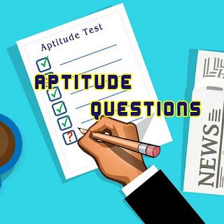 มาฝึกทำโจทย์ Aptitude Test กัน ( พร้อมเฉลย)