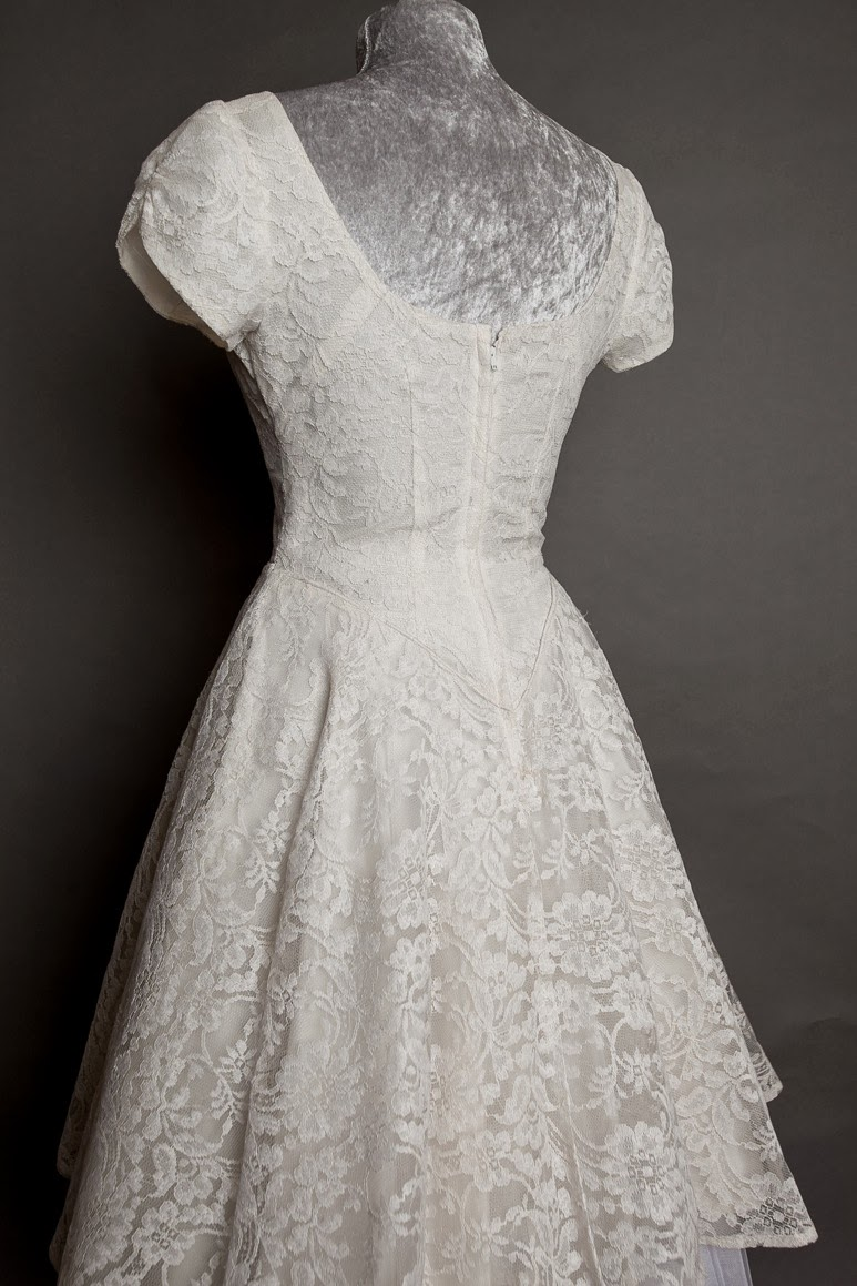 Gorgeous Vintage 1950s Lace Wedding Dresses New On My