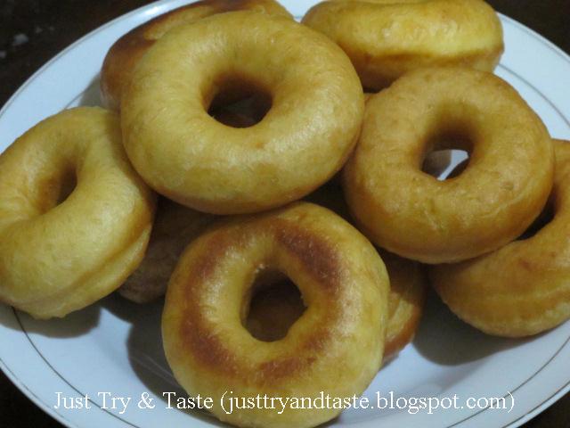 Just Try Taste Resep Donat Kentang