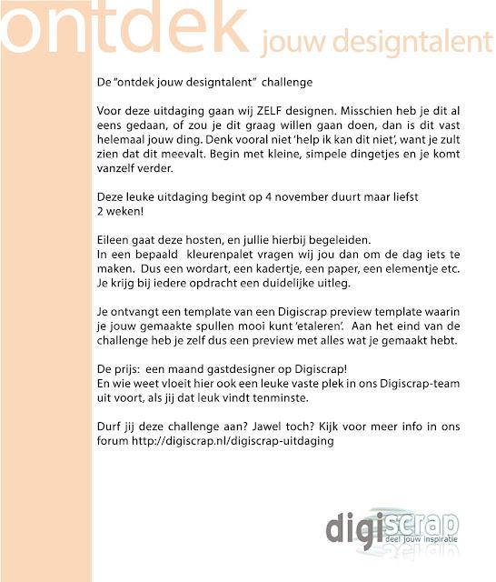 http://digiscrap.nl/designuitdaging/