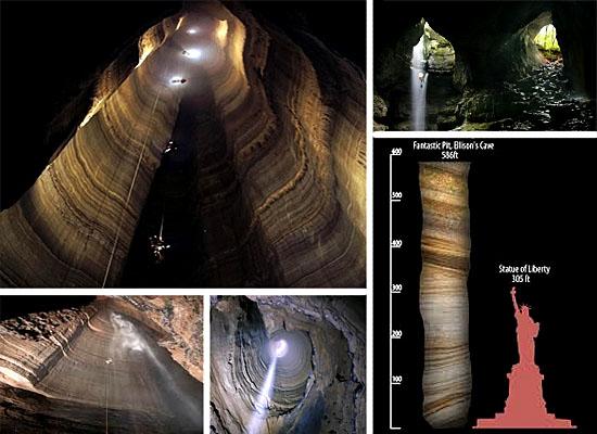 Caverna Ellison - Estados Unidos