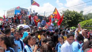 Dulu Dia Bela Agar Bangsa Tersebut Merdeka Selepas Merdeka Mereka Caplok Lahannya ! Merasa Dirugikan Australia, Timor Leste : Kami Tak Minta Bantuan, Kami Minta Hak Kami - Commando