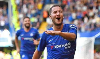 Eden Hazard Hat-trick Seals Chelsea 4-1 Victory Over Cardiff - See Details