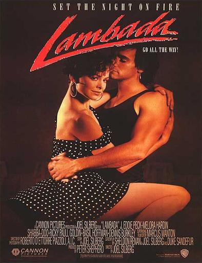 Ver Lambada, fuego en el cuerpo (1990) Online