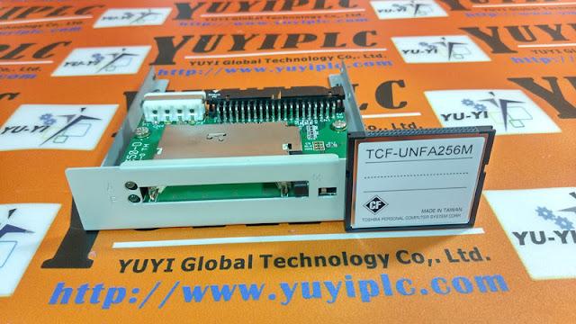 ROM-Win ACF-312-DN2 IDC350-D / TOSHIBA 256MB TCF-UNF A256M Memory Card