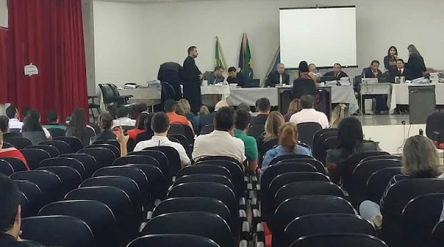 Caso Valter Nunes: 1º dia de julgamento tem duração de 13 horas; oito testemunhas foram ouvidas