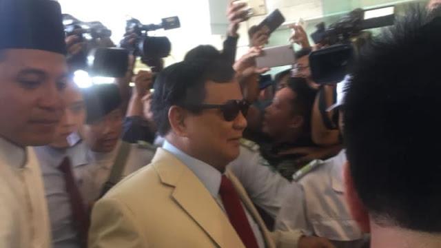 Prabowo Akan Teken Pakta Integritas di Ijtima Ulama II