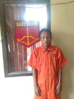 Curi HP, Resedivis Kembali Diamankan Polsek Makarti Jaya