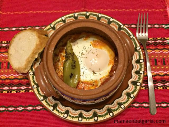 Gyuveche búlgaro receta