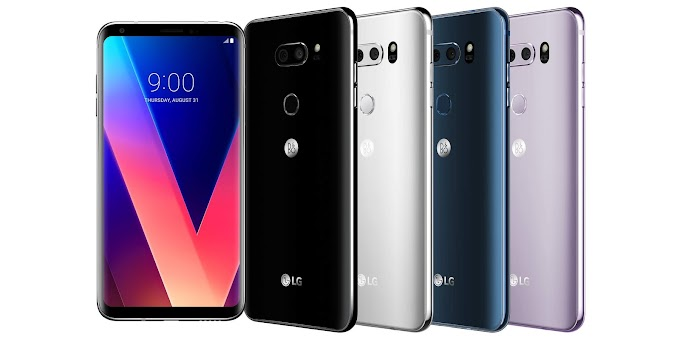 Get the LG V30+ for $380 unlocked or $70 on Sprint